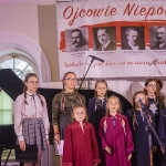 100 lecie w Dworku apel-8