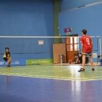 badminton złoto